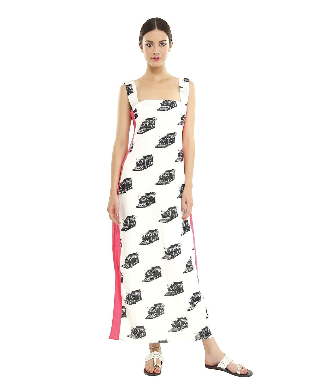 Masaba Gupta Women's Spell Binder Maxi Dress
