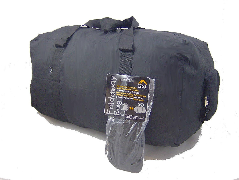 FOLDING HOLDALL LIGHTWEIGHT CABIN FLIGHT TRAVEL WEEKEND HAND LUGGAGE BAG