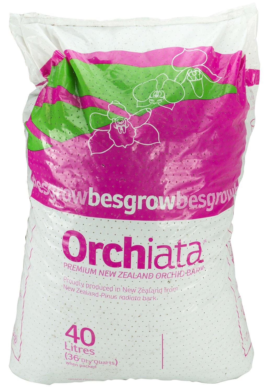 Besgrow Bulk Orchiata Orchid Bark - Power+ Grade (40 Liters) by Sprig & Stone
