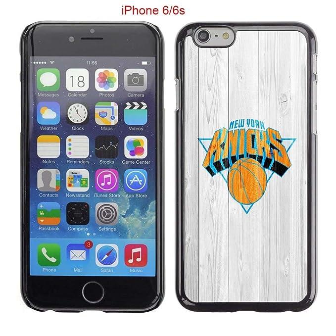 iPhone 6 Funda, iPhone 6S casos, NY Knicks baloncesto logotipo del ...
