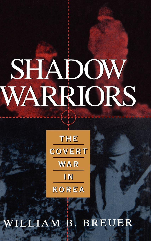 Shadow Warriors: The Covert War In Korea: William B Breuer: 0723812144389:  Amazon: Books