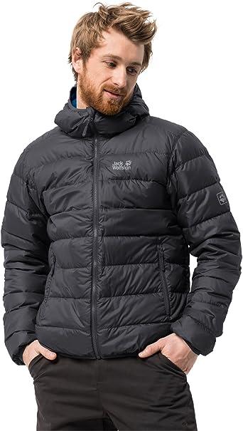 Jack Wolfskin Helium High Lightweight Windproof Down Puffer Jacket