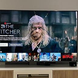 Samsung UE49RU8005, Smart TV con Resolución 4K UHD, Wide Viewing ...