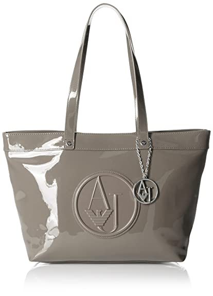 Armani Jeans Eco Patent Tote Bag a00c65cc9257c