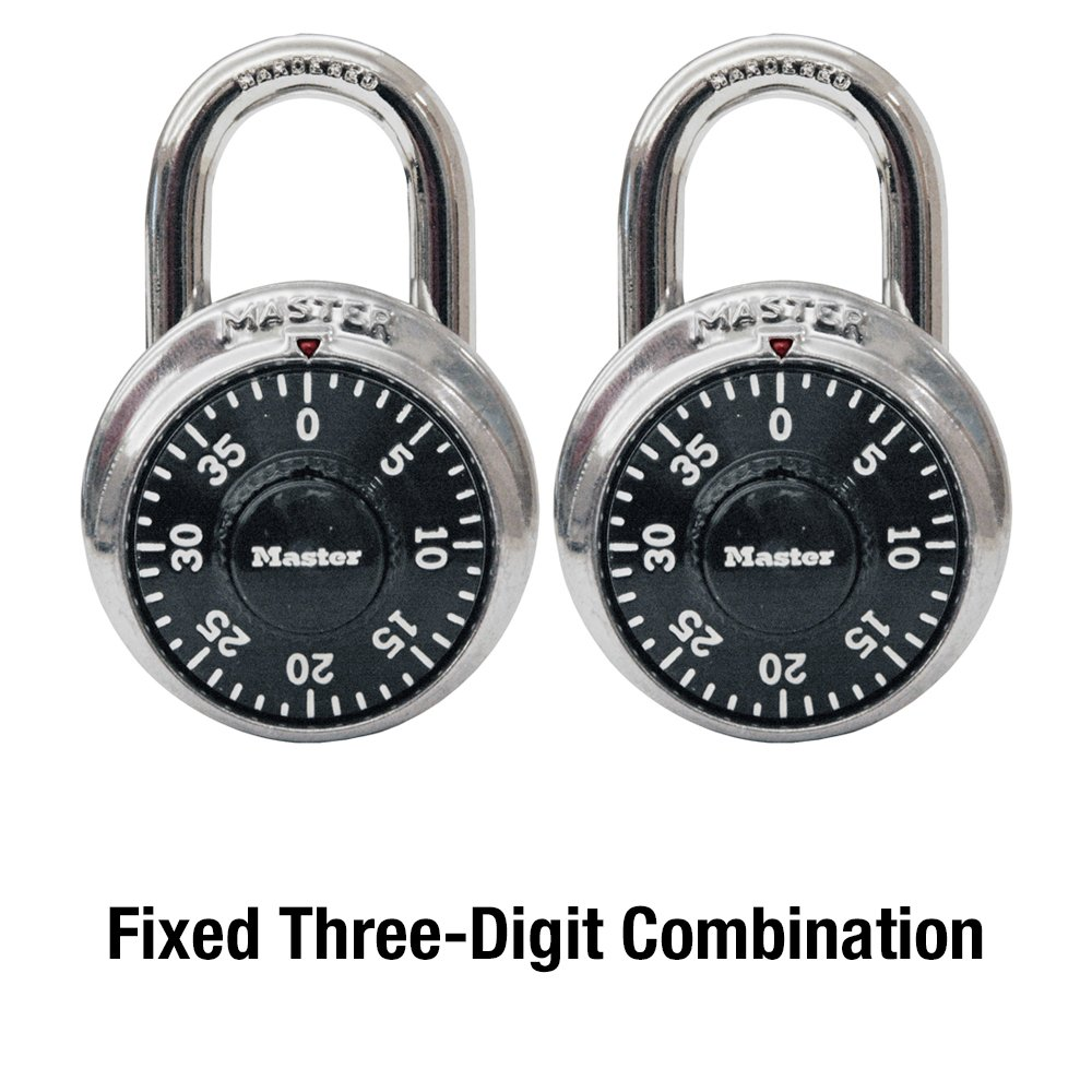 Master Lock Combination-alike Cadenas 1500T