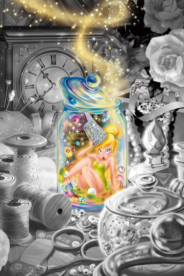 ディズニー あ・落ちちゃった!  iPhone(640×960)壁紙画像