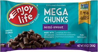 product image for Enjoy Life Mega Semi-Sweet Chocolate Chunks, 10 oz