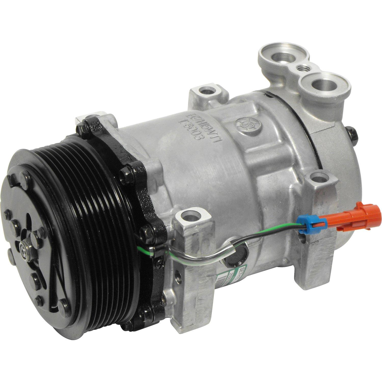 UAC CO 4547C New Compressor, 592 Pack by UAC