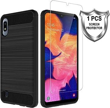 LK Funda para Samsung Galaxy A10,[Anti-Huella Digital] [Slim Fit ...