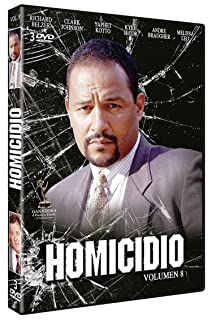 Homicidio (Homicide: Life on the Street) - Volumen 8 [DVD]