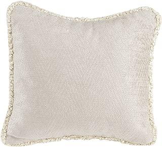 product image for Glenna Jean Contessa Pillow, Grey Velvet