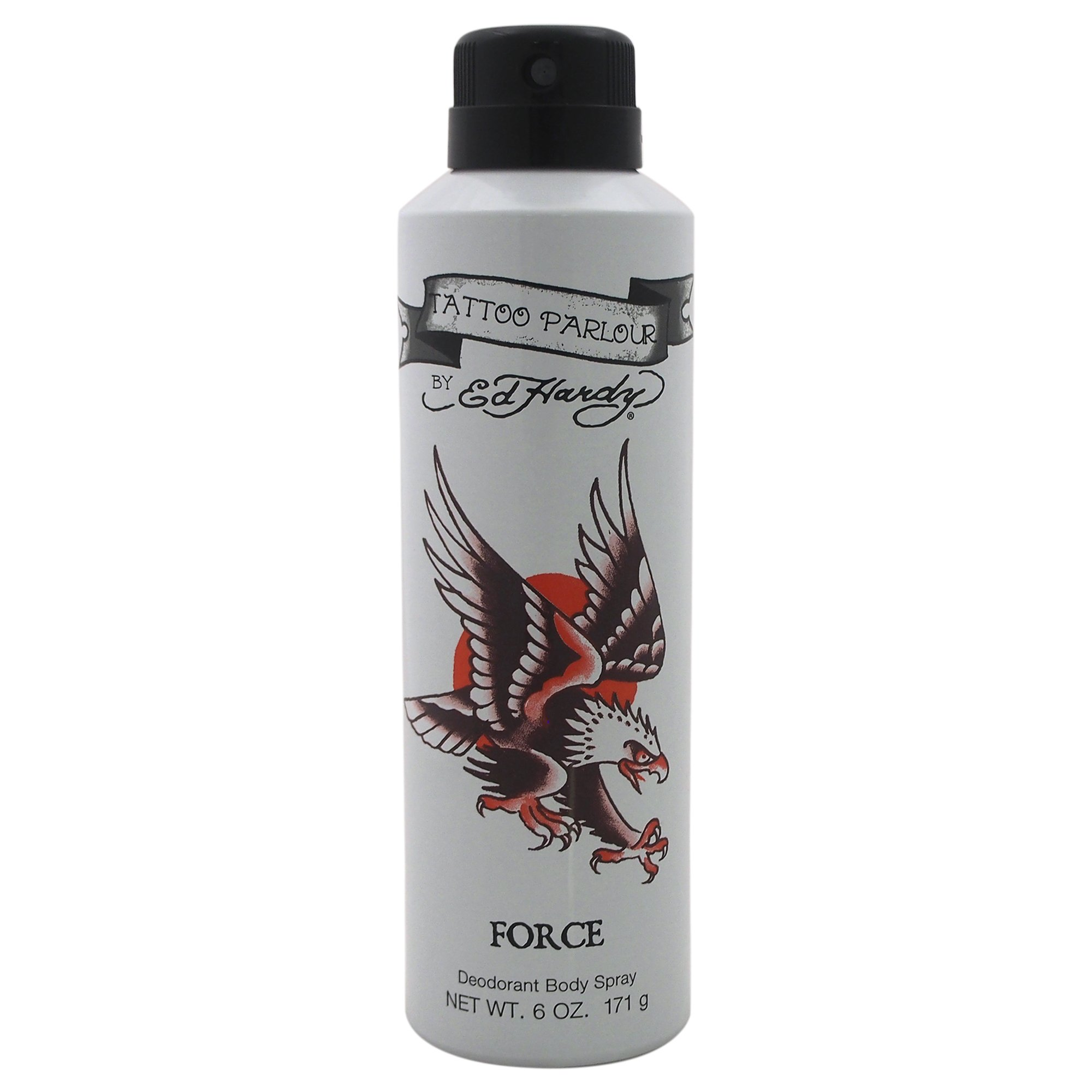 Christian Audigier Tattoo Parlour Deodorant Body Spray for Men, 6 Ounce