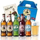 【限定醸造入り】イタリアNO.1ビール モレッティ5本+特製グラスセット