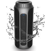 Zamkol Altavoz Bluetooth Potente 30W, Sonido Estéreo, Impermeable IPX6, Altavoz Bluetooth Portatil, Bluetooth 5.0…