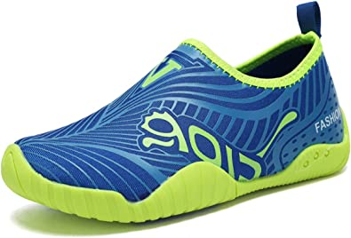 Details about  /CIOR Kids Water Shoes Quick-Dry Boys and Girls Slip-on Aqua Beach Sneakers Todd