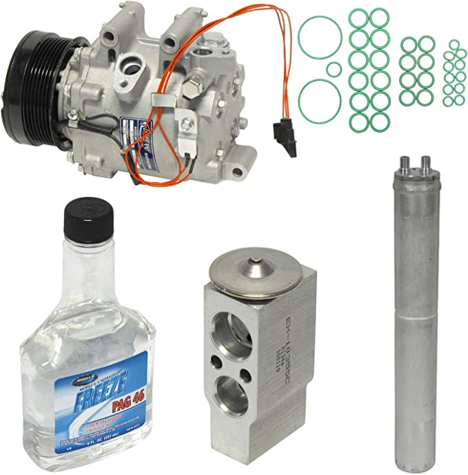 Universal Air Conditioner KT 3941 A//C Compressor and Component Kit
