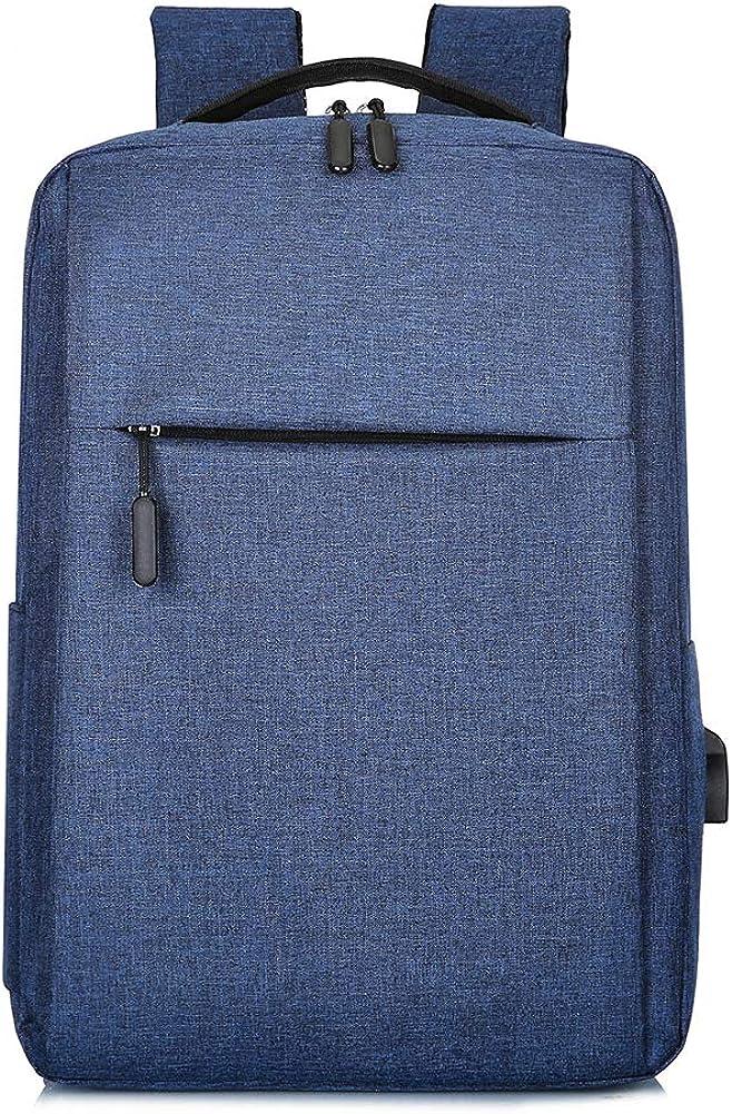 15.6 Inch Slim Laptop Backpack,Computer Bookbag Business Case Travel Backpack