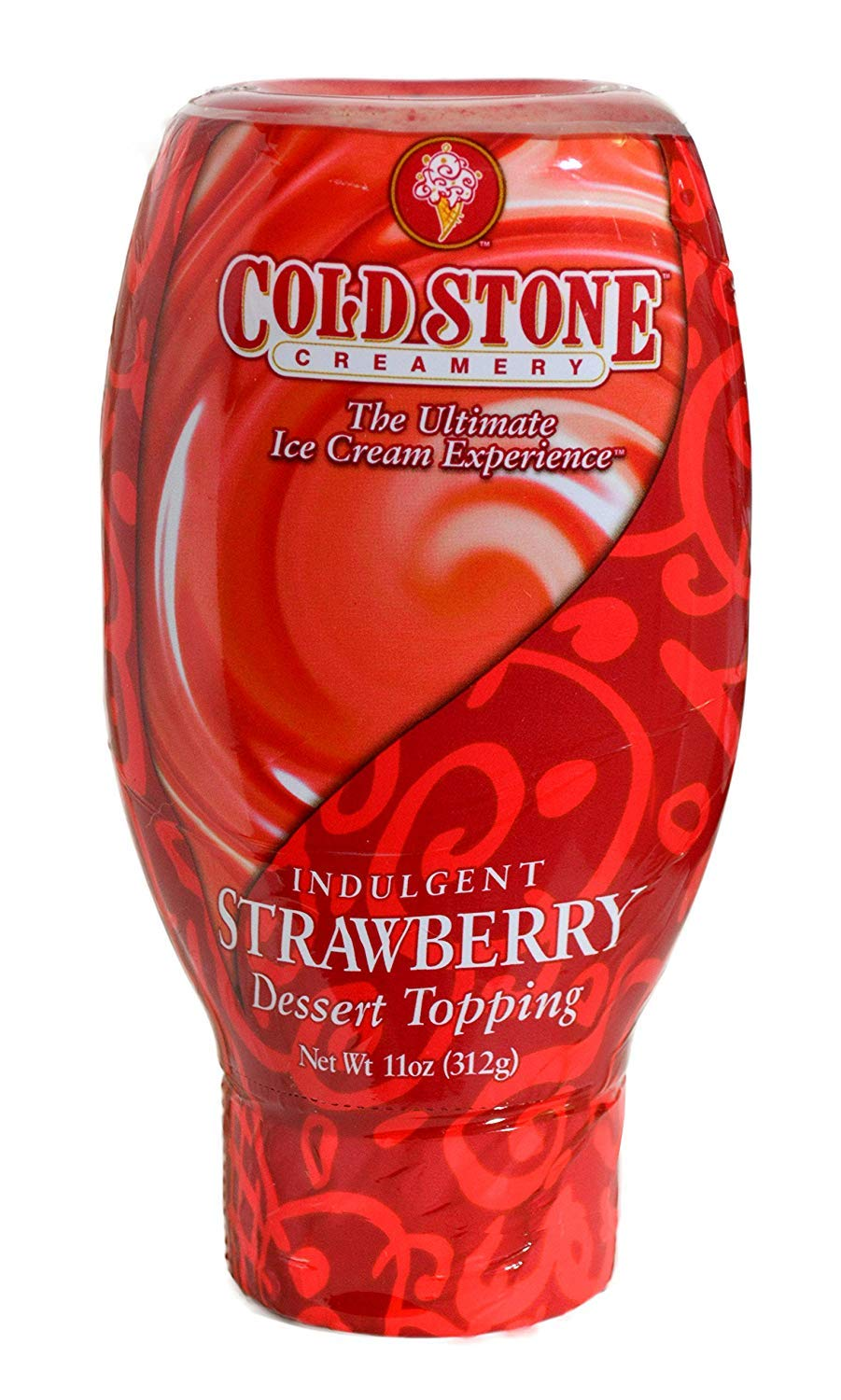 Cold Stone Creamery Sauce, Caramel, Fudge and Strawberry, 11 oz (Variety Pack of 3) by Cold Stane Creamery (Image #3)