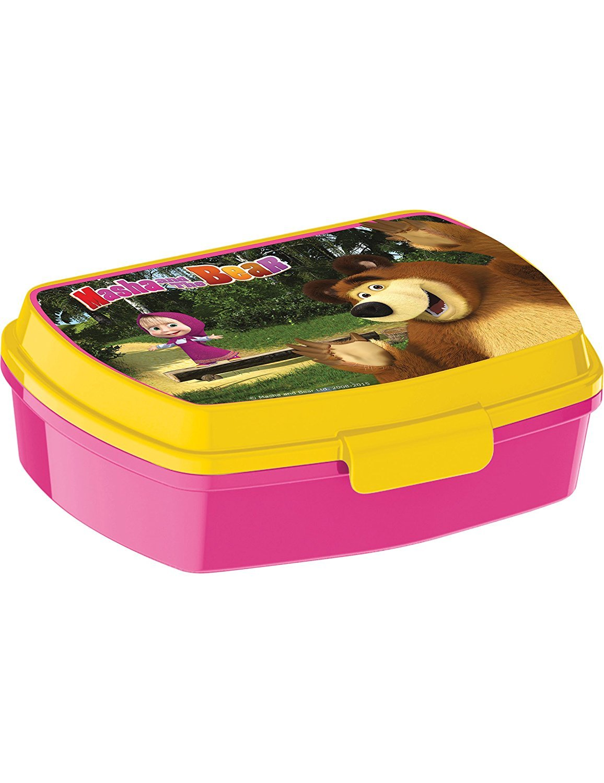 BBS 128144X Container Snack, mehrfarbig, 5x 16.5x 12.5cm B.B.S. ES 128144X