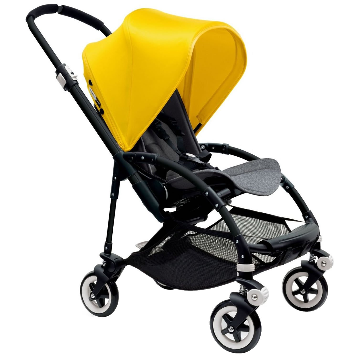 Amazon.com: carriola para Bugaboo Bee 3 Marco Negro Con ...
