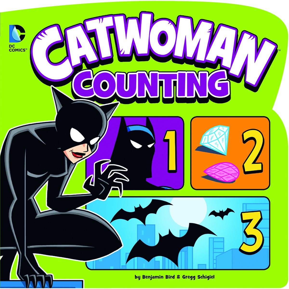 Download Catwoman Counting (DC Board Books) ebook