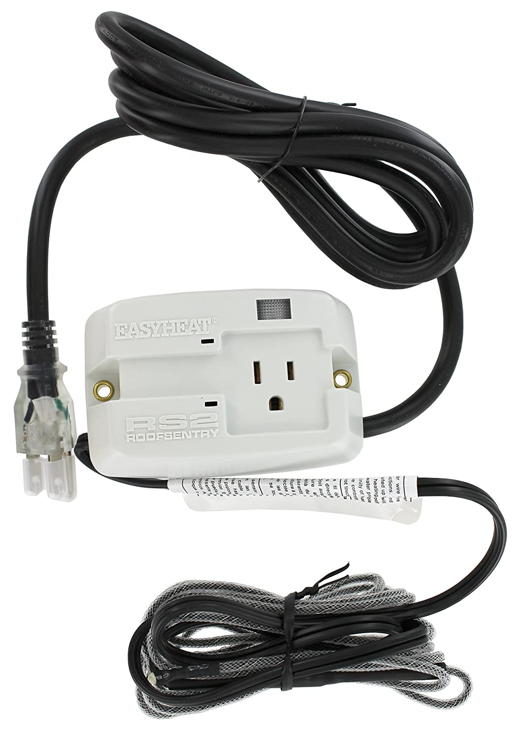 Amazon.com : Easy Heat RS-2 Automatic Roof De-Icing Cable Control ...