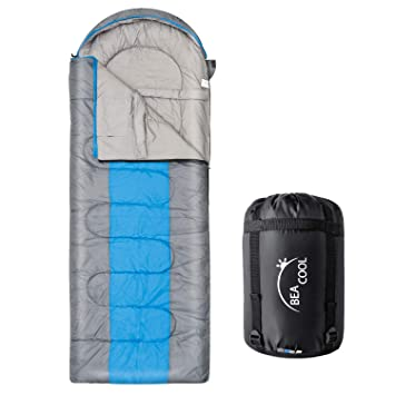 Bea Cool Saco de Dormir para Adultos, Ligero, para 4 ...