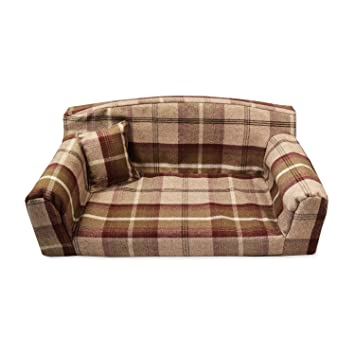Excellent Mulberry Royal Pet Sofa 3 Sizes Dog Bed High Quality Cover Material Made In Uk Large 96 X 64 X 34 Cm Download Free Architecture Designs Grimeyleaguecom