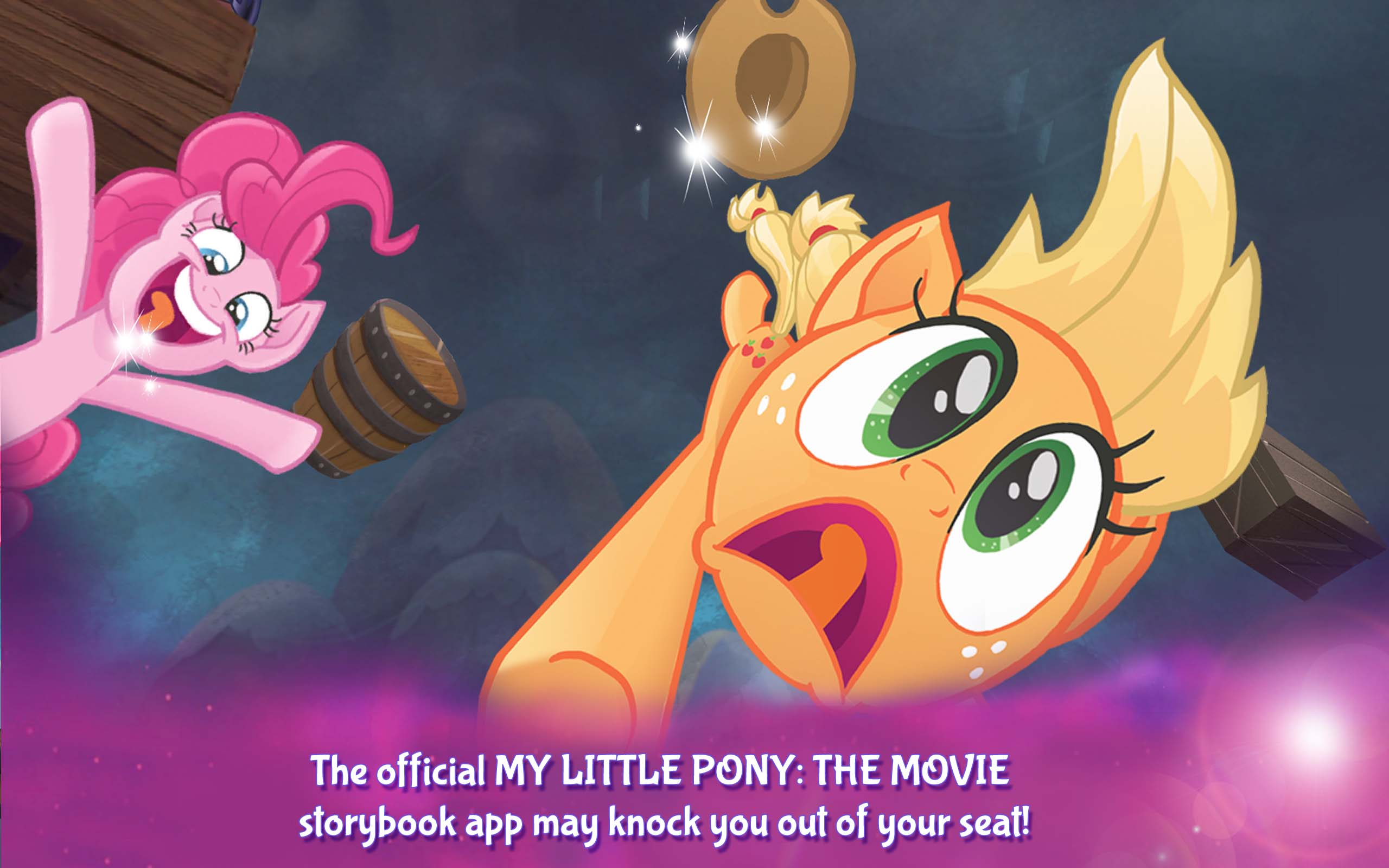 Amazon Com My Little Pony The Movie Appstore For Android