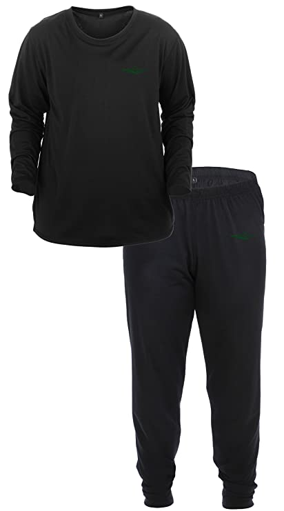 bfcd9d40dead Amazon.com   Lucky Bums Kid s Base Layer Top and Bottom   Base Layer ...