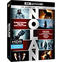 Christopher Nolan Collection (7 Blu-Ray 4K Uhd+7 Blu-Ray+5 Dvd) [Blu-ray]
