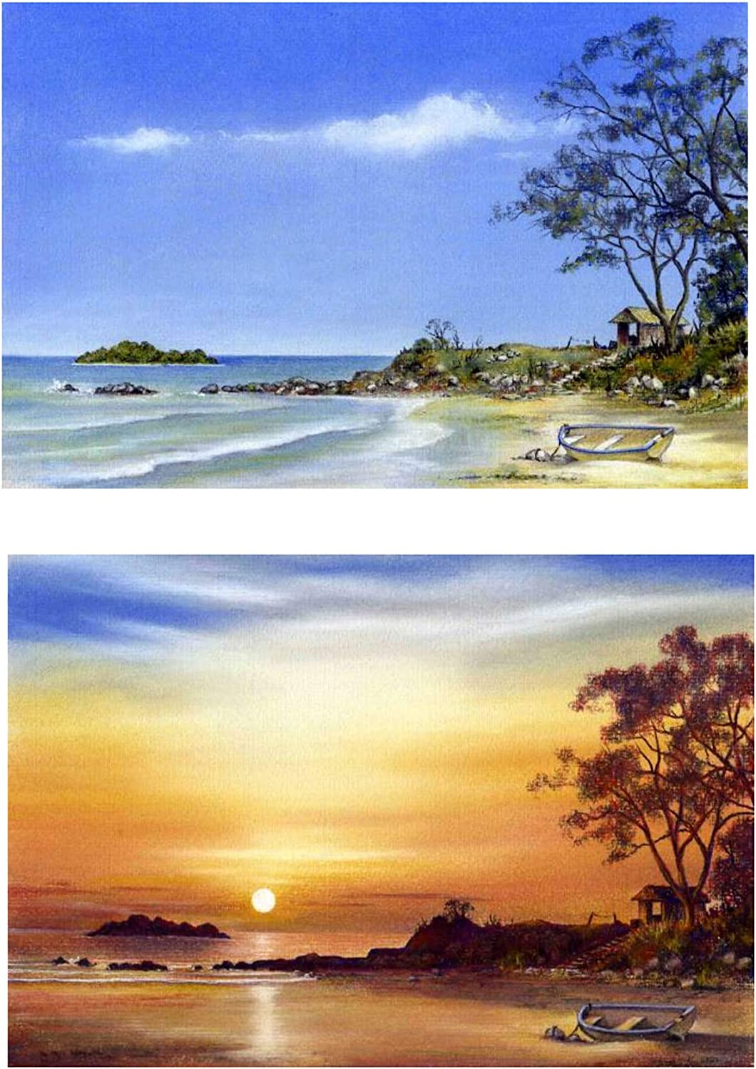 Beginners Starter Pack Landscapes Learn To Draw With Pastel Pencils