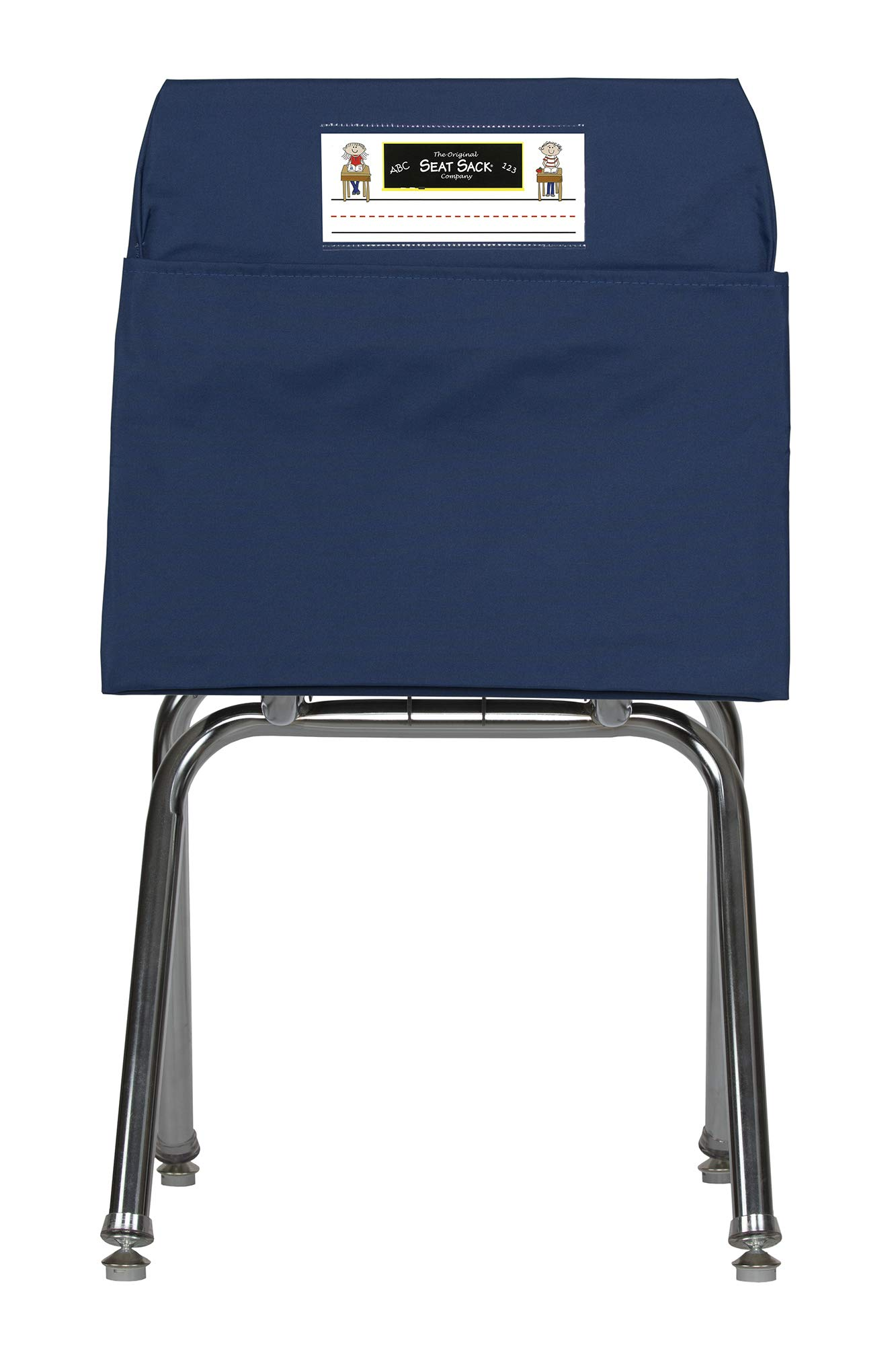 Seat Sack Storage Pocket, Standard, 14 Inches, Blue - 333503 by SEAT SACK