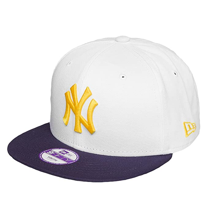 New Era Unisex Gorras / Gorra Snapback Junior Camo Speckle New York Yankees: Amazon.es: Ropa y accesorios