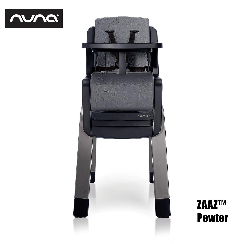 Nuna Zaaz High Chair 2015 Pewter Amazon Baby