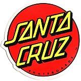 Santa Cruz Logo Sticker pour planche de Skateboard Grand Planche de skate, Skateboard