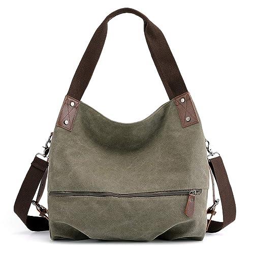 0be87bc17527 Vintage Canvas Women Handbag Shoulder Bags Ladies Messenger Bag ...