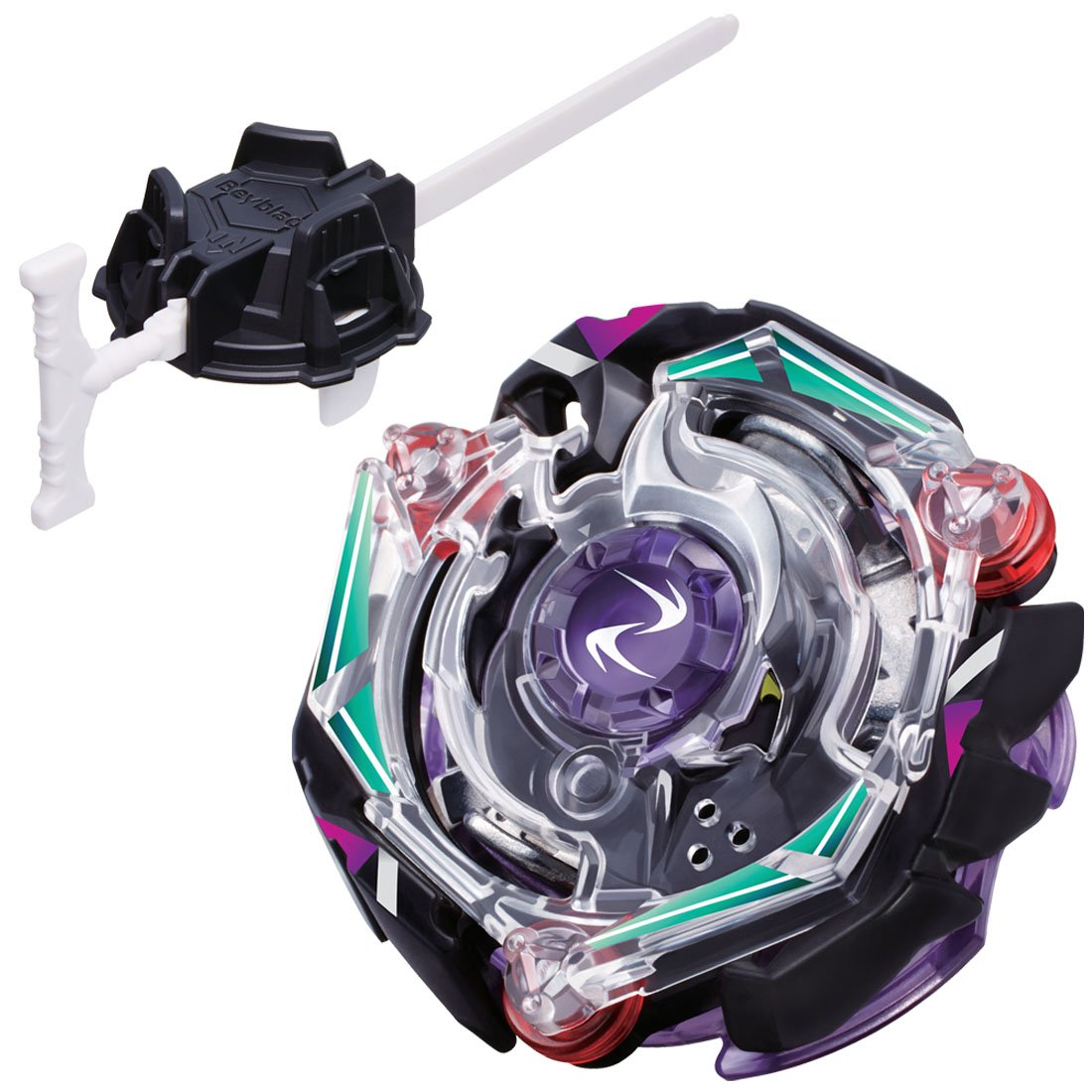 Takaratomy Beyblade Burst B-74 Starter Set Kreis Satan.2G.Lp Defense Type Spinning Top