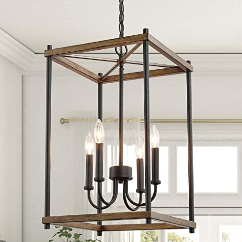 KSANA Farmhouse Foyer Lighting