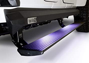 Electric Running Boards >> Amazon Com Amp Research 77135 01a Powerstep Xl Electric