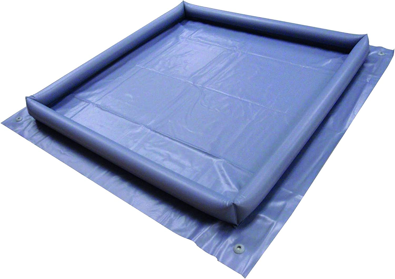 Brunner - Suelo de camping impermeable con bordes hinchables ...