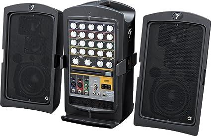 amazon com fender passport pd 150 plus portable sound system rh amazon com fender passport 150 pro owners manual fender passport 150 manual