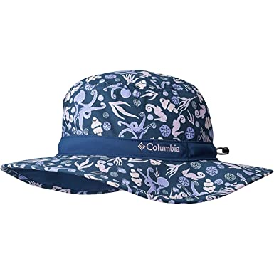 0e5120ed0e8e6 Columbia Hats Kids Solar Stream boonie Hat - Blue Kids - 1-Size ...