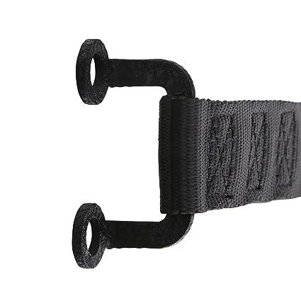 Superieur Amazon.com: Smittybilt 769401 Adjustable Door Straps For Jeep Wranglers    Pair   Black: Automotive