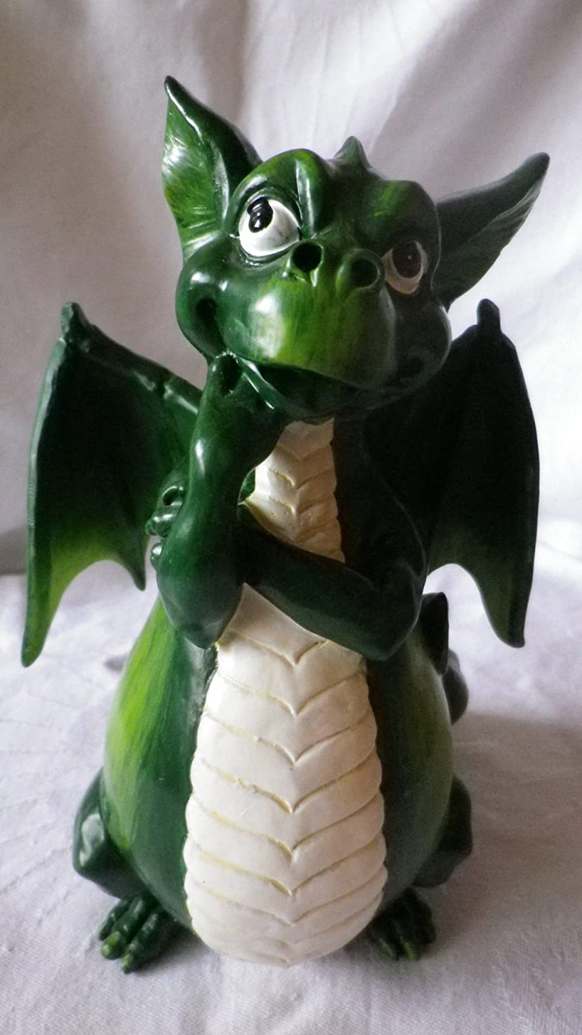 15.5cm Cute Dragon Incense Burner Puckator DRG276