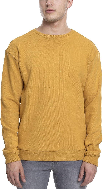 Urban Classics Texture Crewneck suéter para Hombre