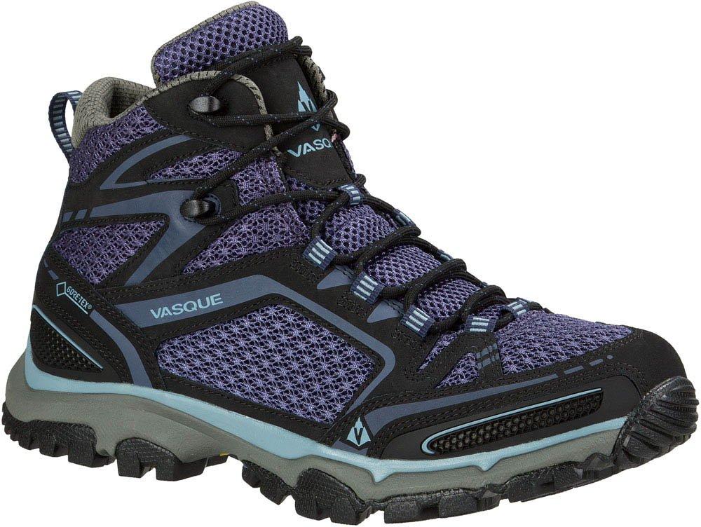 Vasque Women's Inhaler II GTX Hiking Boot, Crown Blue/Stone Blue, 8.5 M US