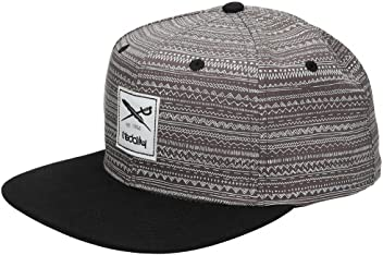 0215355b1e9525 Iriedaily Irie Daily La Banda Snapback Cap Charcoal Mens One Size