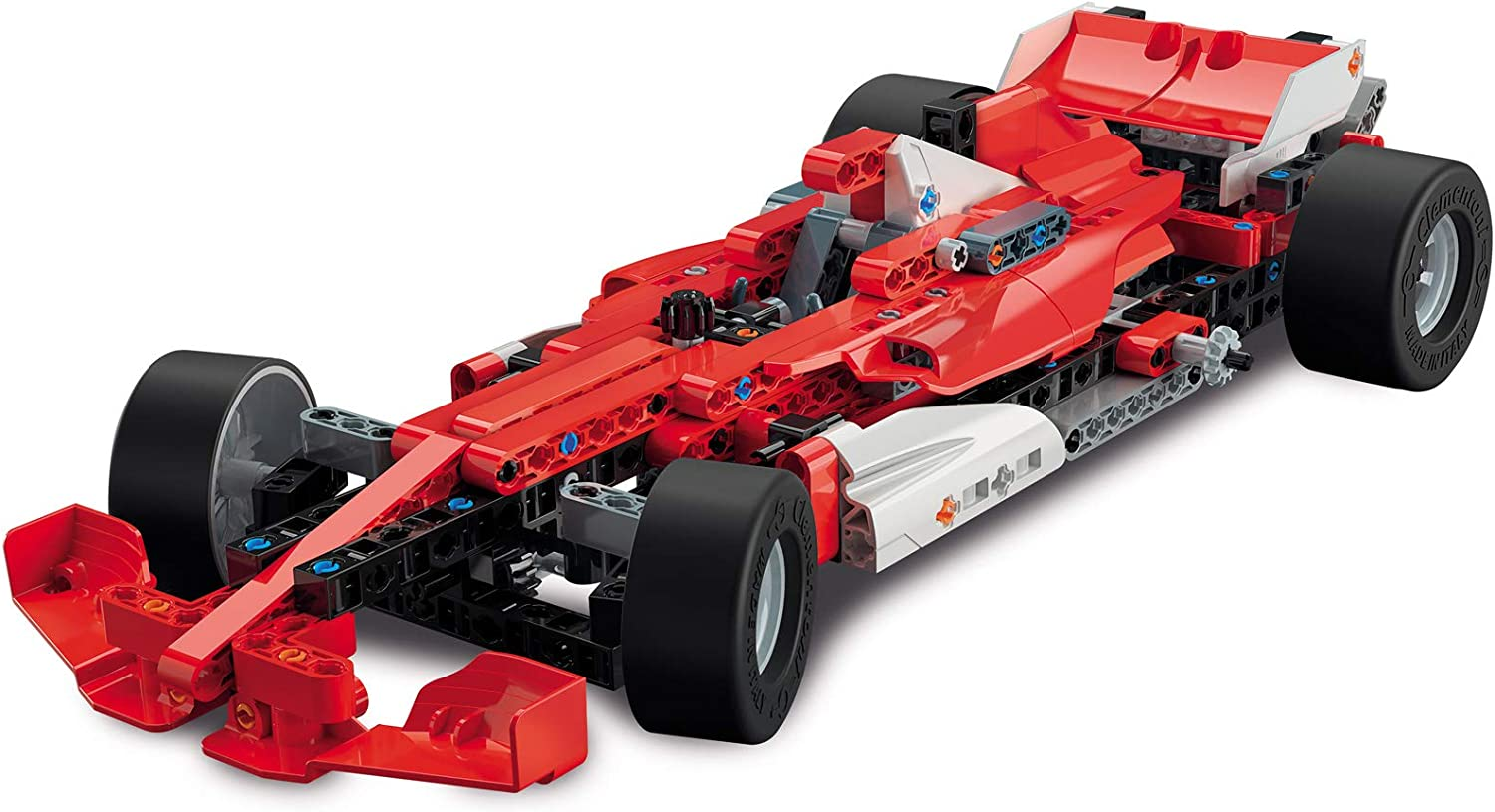 1018 Construction Kit Toy Set Racing Car Galileo Construction Challenge Various Models Buildable Spielzeug