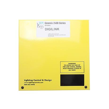 Lighting Control U0026 Design GR 2400 Genesis 2400 Series DigiLink GateWay  Interface